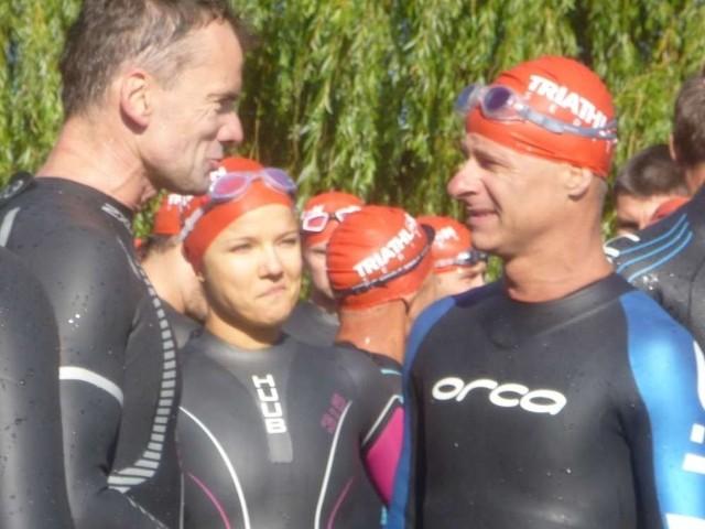 Triathlon w Chodzieży