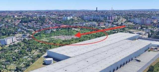 Mieszkańcy Różanki i Karłowic domagają się budowy centrum sportowo-rekreacyjnego przy ulicy Kamieńskiego we Wrocławiu.