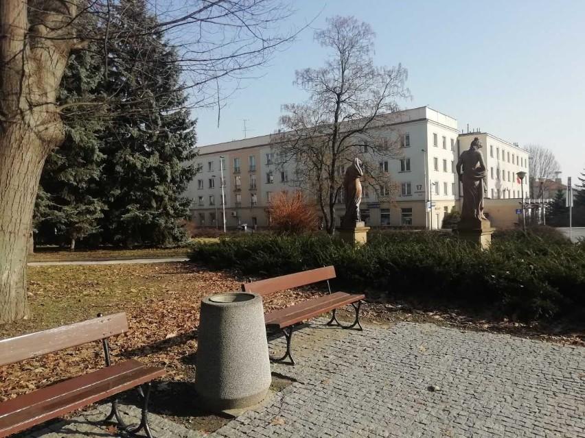W Parku Przy Ul Dąbrowskiego W Rzeszowie Inwestycje Za