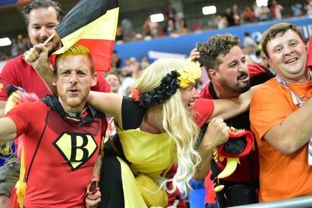 Belgia - Anglia 2:0 BRAMKI YOUTUBE. Skrót meczu wszystkie gole 14.07.2018