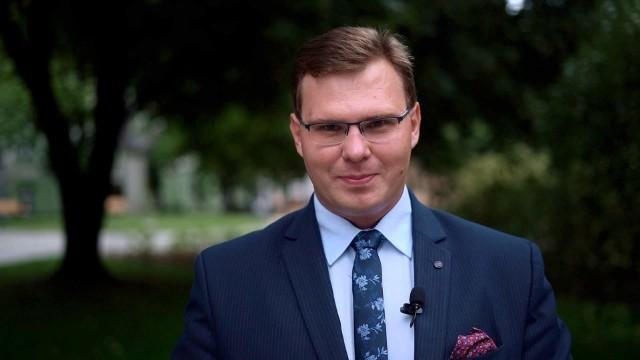 Tomasz Olszewski, doradca wicepremiera Jarosława Gowina, szef Porozumienia w okręgu gliwickim