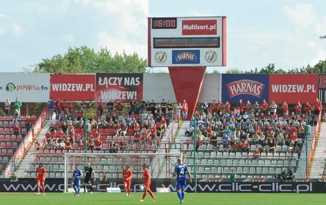 Piłkarze Widzewa nie będą mieli nowego stadionu