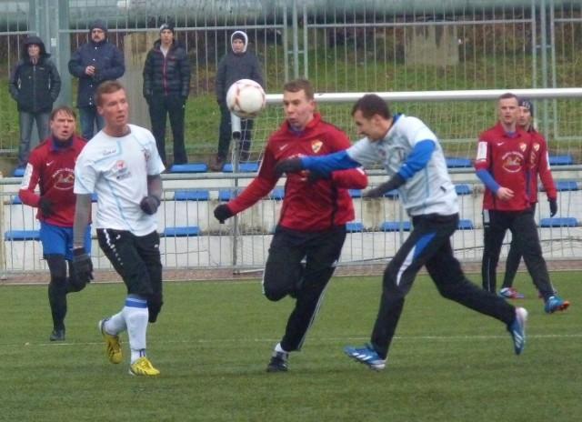 Piłkarze Gwardii Koszalin mają za sobą obóz przygotowawczy w Policach.