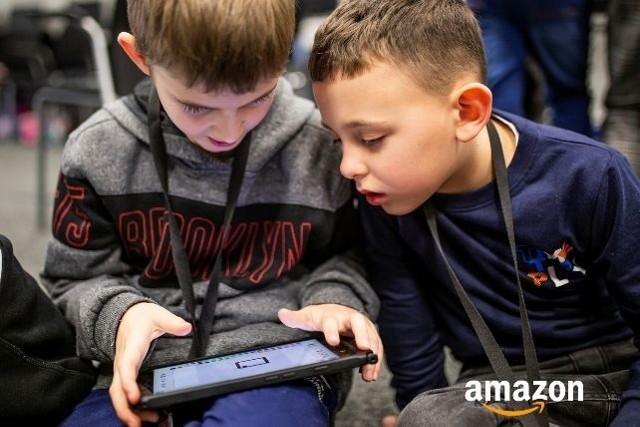 Amazon STEM Kindloteka