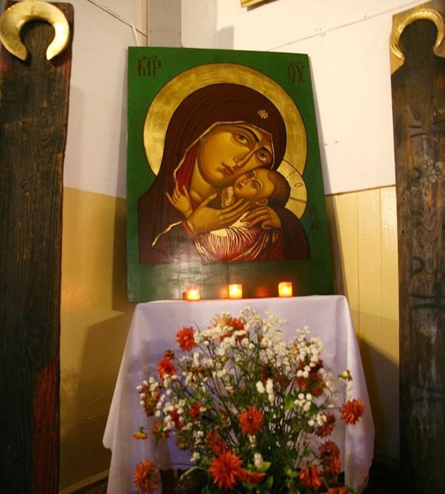 Muzyka na szlaku bieszczadzkich cerkwiJest to zabytek Szlaku Architektury Drewnianej.