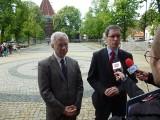 Marek Jurek w Poznaniu: Kozłowska-Rajewicz destabilizuje polską edukację [ZDJĘCIA]