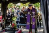 Pogrzeb generała Zbigniewa Blechmana na cmentarzu w Bydgoszczy [zdjęcia]