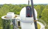 Nowoczesny teleskop w obserwatorium UwB. To największy i jedyny teleskop tej firmy zainstalowany w Polsce!