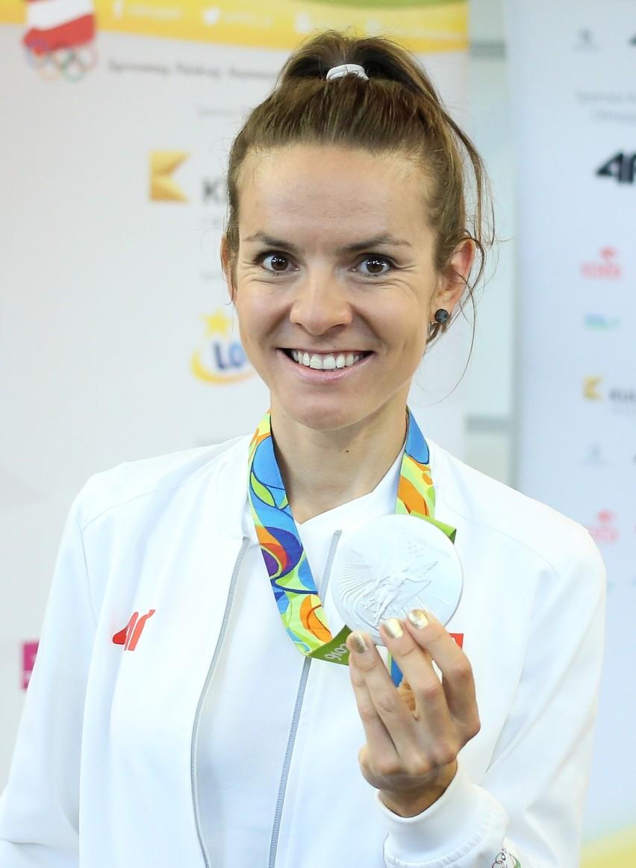 Maja Włoszczowska zdobyła w Rio swój drugi medal olimpijski