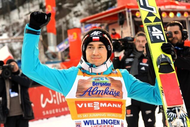 Kamil Stoch wygrał zawody w Wilingen