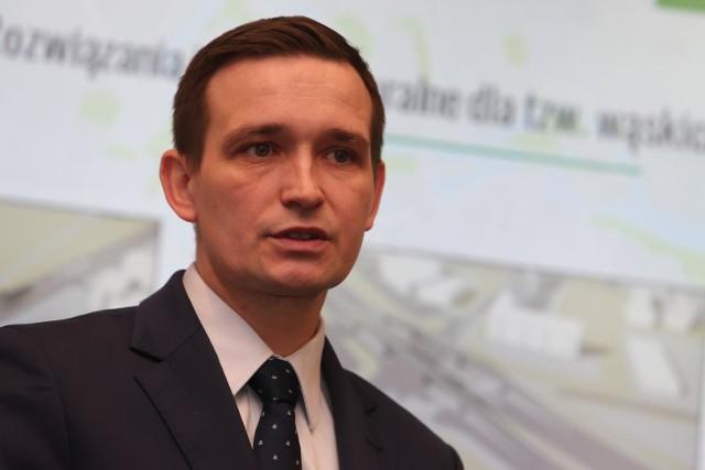 Michał Jaros poseł KO z Wrocławia.