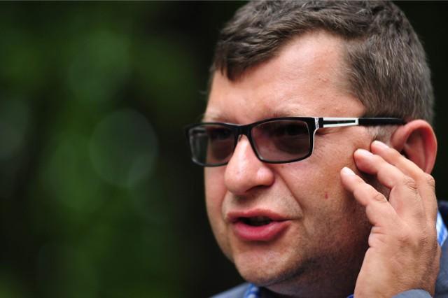 O pedofilu, skierniewickich policjantów zawiadomił Zbigniew Stonoga