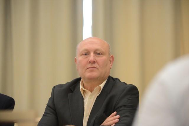 Wacław Maciuszonek, przewodniczący sejmiku