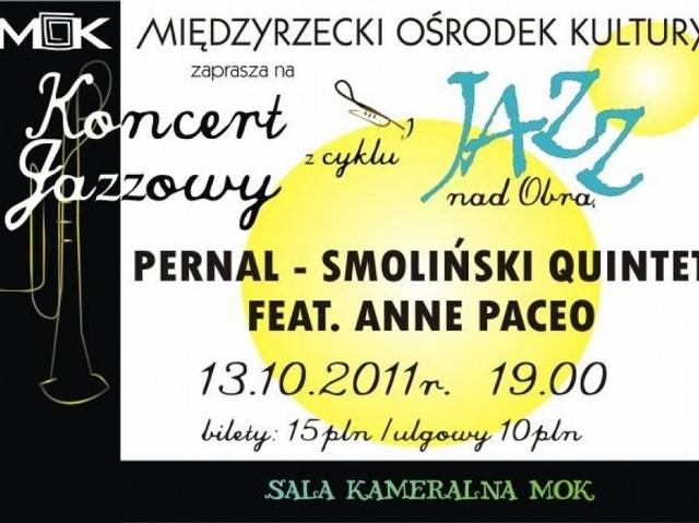 Czwartkowy koncert odbędzie się w ramach cyklu Jazz nad Obrą