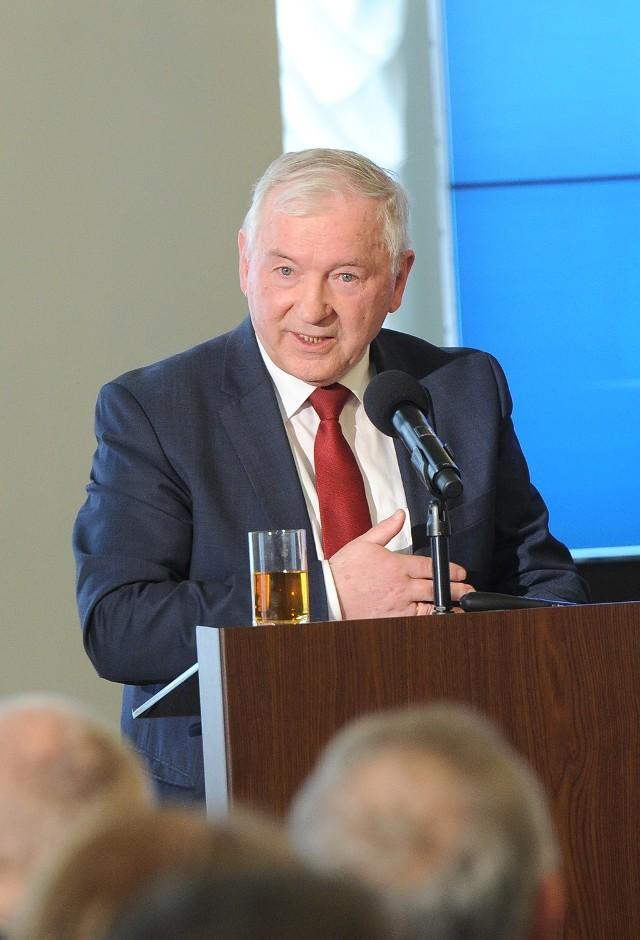 prof. Stanisław Gomułka, główny ekonomista BCC, minister finansów w Gospodarczym Gabinecie Cieni BCC, członek Narodowej Rady Rozwoju