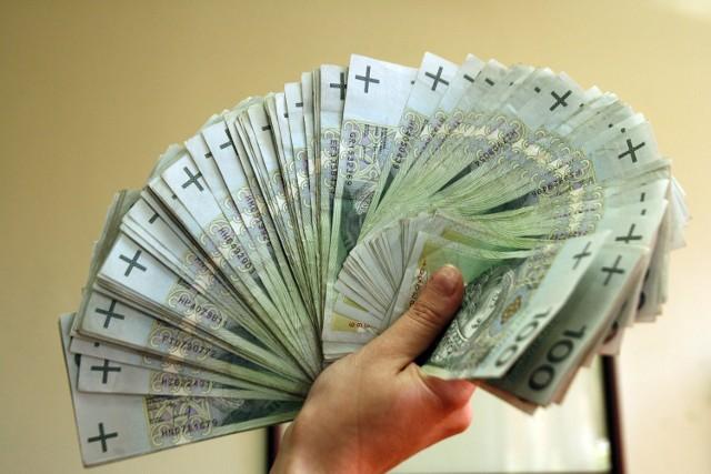 W Łodzi mieszka 582 milionerów