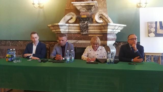 Spotkanie Parlamentarzystów Platformy Obywatelskiej Z