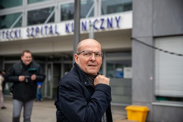 Marek Karp przez ostatnie 18 lat związany był z Uniwersyteckim Szpitalem Klinicznym w Białymstoku