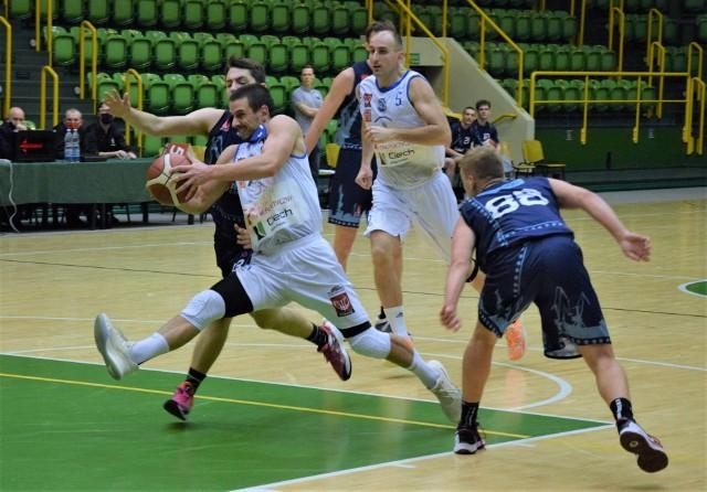 Inowrocławska Noteć pokonała drużynę Sharks AWFiS Port Gdynia 96:71. Mecz rozegrano w ramach II ligi koszykówki