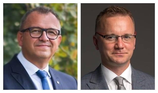 Adam Roszak i Adam Straszyński