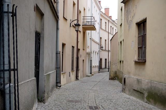 Jeszcze w tym roku na ul. Szambelańskiej w Lublinie może zagościć zieleń