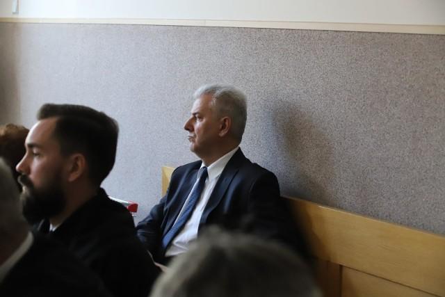 """Cezary Grabarczyk uważa, że """"sprawa jest polityczna""""."""