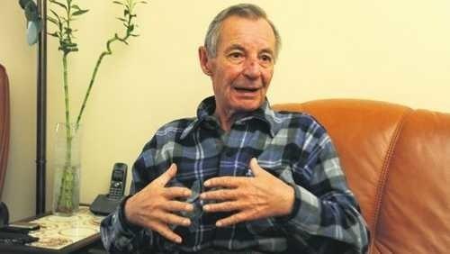 – Gdyby nie pomoc panów Roberta i Łukasza dziś by mnie tu nie było – mówi Jerzy Wybieralski. – Jestem im ogromnie wdzięczny. Dzięki nim wciąż jestem wśród żywych.
