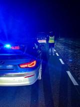 Karambol na DK 19 w miejscowości Straż. Osiem osób rannych po zderzeniu trzech samochodów. Droga jest zablokowana