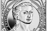 Nowa moneta kolekcjonerska NBP z serii Wielkie aktorki - Antonina Hoffmann