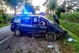 Tragiczny wypadek w regionie. Nie żyje 24-latek