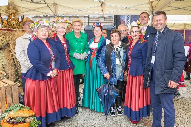 Województwo kujawsko-pomorskie reprezentowali mieszkańcy Powiatu Toruńskiego