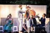 W weekend teatr plenerowy we Wrocławiu. Widownia na leżakach (ZDJĘCIA)