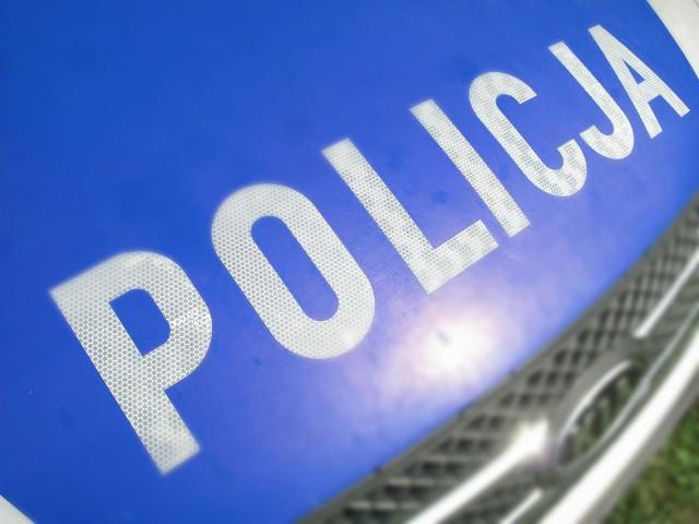 NIetrzeźwy kierowca złapany przez nakielskich policjantów.