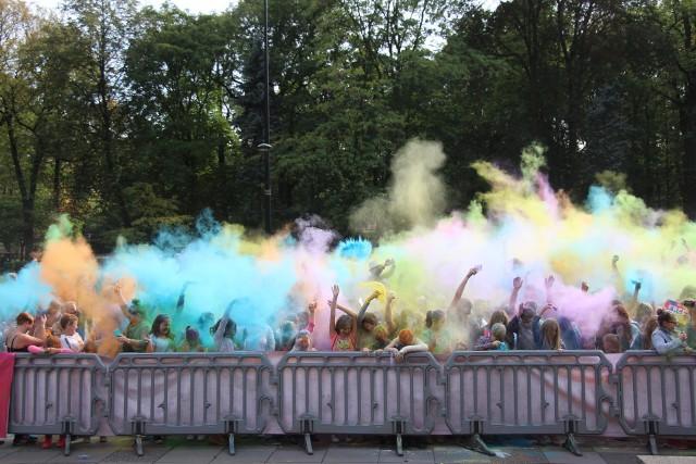Festiwal Kolorów w Bytomiu