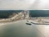 Drożejący przekop Mierzei Wiślanej. Większe koszty budowy drogi wodnej. Rząd skoryguje wieloletni plan inwestycji