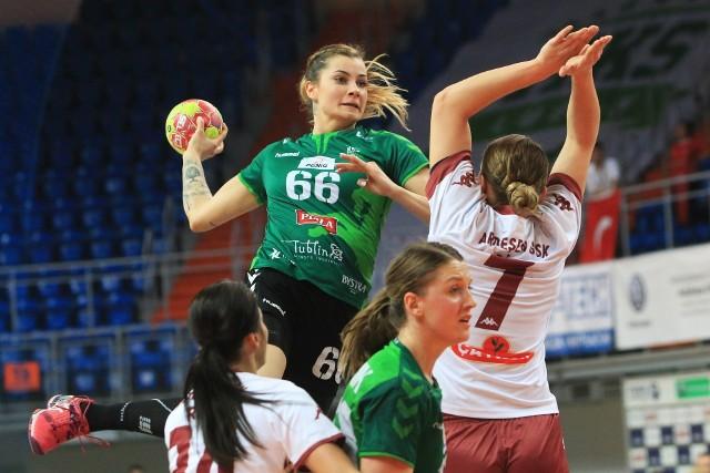 Fanów MKS może cieszyć dobra forma Aleksandry Rosiak