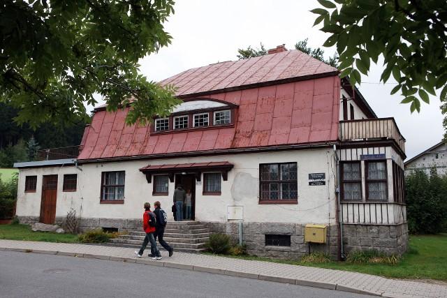 Dom wczasowy FWP Chmielnik w Szklarskiej Porębie