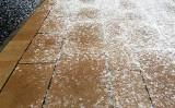 Przygotowujemy do zimy nawierzchnię z kostki betonowej