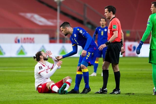 Reprezentacja w środę zagra z Anglią w mocno osłabionym składzie.