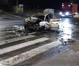 Groźne wypadki w Gorzkowicach, Milejowie i Srocku [ZDJĘCIA]