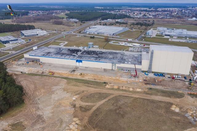 Ogromna inwestycja w Nowej Soli. Firma zainwestuje w tym miejscu ok. 40 milionów euro.