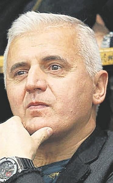 Bogdan Kmiecik, prezes szczypiornistów Górnika Zabrze