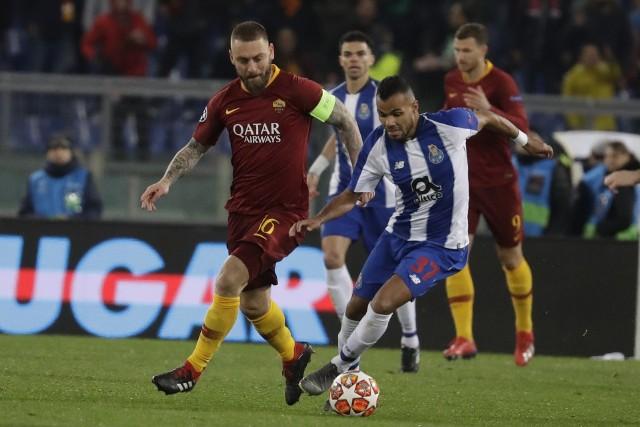 Porto - Roma ONLINE. Transmisja w internecie, stream na żywo. Gdzie oglądać mecz za darmo w TV? [6.03.2019]