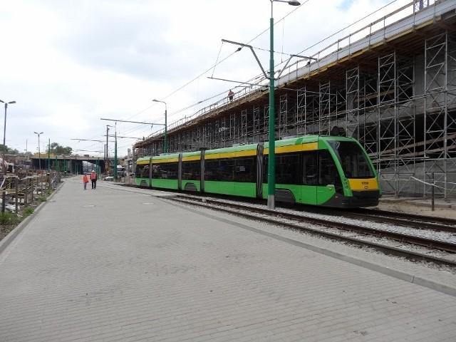 W weekendy tramwaje nie będą kursowały przedłużeniem trasy szybkiego tramwaju