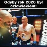 Memy z Marcinem Najmanem robią furorę! Wojownik MMA znowu został bohaterem memów 19.03.2021