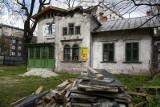 Kraków. W willi Kossaków ruszyły pierwsze prace remontowe