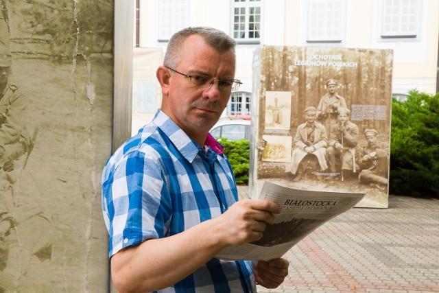 - Jeden z największych bohaterów tej bitwy - kpt. Józef Bronisław Marjański zginął w czasie walk ulicznych - przypomina Marek Gajewski z Muzeum Wojska, które organizuje rekonstrukcję.