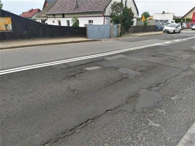 Remont ulicy Wrocławskiej we Wrzoskach ma potrwać około dwóch tygodni