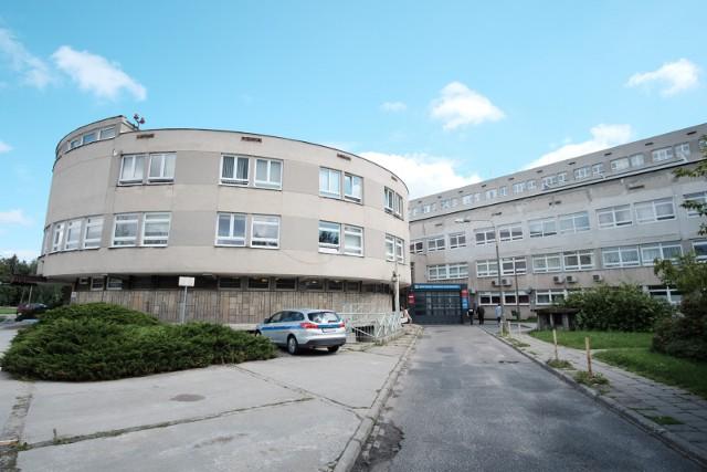 Do śmierci kobiety doszło w szpitalu przy ul. Lutyckiej w Poznaniu