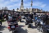 Pielgrzymka motocyklistów na Jasną Górę. Ponad 10 tys. ludzi na Jasnej Górze. Policja apelowała o zakładanie maseczek